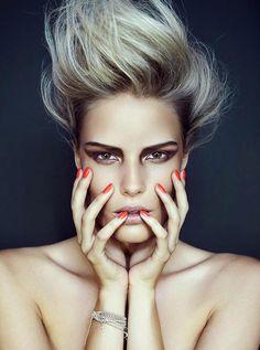 HOT beauty photography by Gavin Oneill