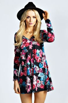 FLORAL dress yes