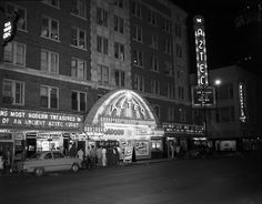 San Antonio Movie Theaters in the Zintgraff Studio Photograph Collection – The Top Shelf Best Sound System, Downtown San Antonio, Ancient Aztecs, Texas History, Movie Theater, Theatre, Sydney Harbour Bridge, Past, Studio