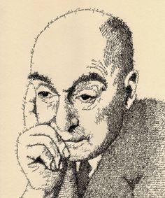 "Saatchi Art Artist John Sokol; Drawing, ""Pablo Neruda as Song of Protest"" #art"