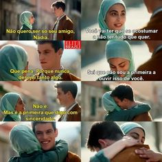 Nadia e Guzman. ❤️