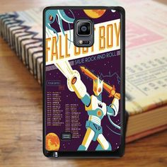 Fall Out Boy Superheroes Samsung Galaxy Note 3 Case