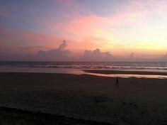 I love sunsets