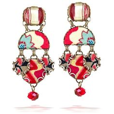Ayala Bar Earrings - Fall 2012 Collection, Gypsy Rose Color Group -