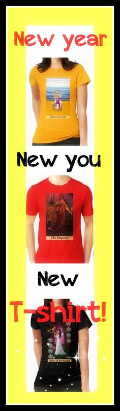 See my gorgeous collection here: http://www.redbubble.com/people/alisonwilkie/collections/436028-tarot-t-shirts