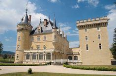 Castles of France - Châteaux de Cornod