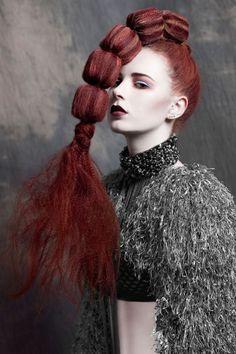 Причёски: фото из коллекции Laura Kulik & Ria Kulik, The Hairbank