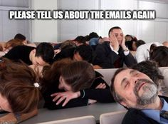 Stick the Email Crap where the sun don't shine!! ENOUGH!!!