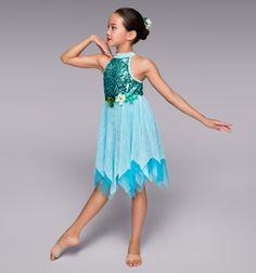 My last years ballet costume
