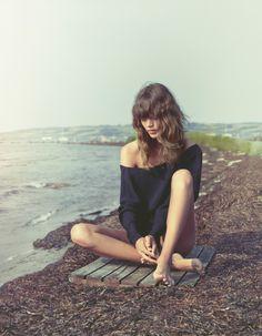 Freja Beha Erichsen - Cass Bird - January 2014