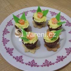 Fotografie receptu: Květináčky