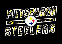 Let's Go! #Pittsburgh Steelers!