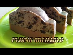 Resep Puding Oreo Milo ll Camilan Enak Disukai Anak Anak Pudding Recipes, My Recipes, Recipies, Cooking Recipes, Puding Oreo, Agar, Banana Bread, Food And Drink, Appetizers
