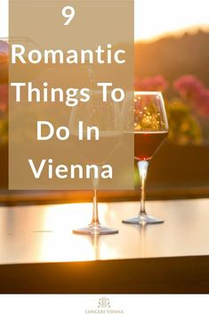 Planning to travel to Vienna as part of your honeymoon? Visit the #ConcertVienna blog for 9 romantic things to do in Vienna. #Vienna #Austria #Honeymoon #Travel #TravelTips #Traveling #TravelGuide #Wanderlust #Europe