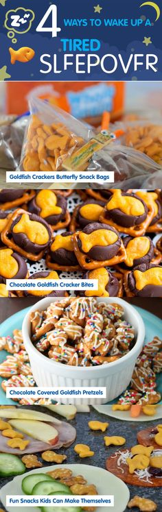 Your snacks shouldn't be putting the kids to bed. Butterfly bags are a great way to give them a fun snack. Try this and other awesome ideas!