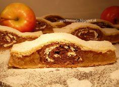 Jablkový koláč-2v1