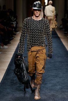 Balmain Spring 2016 Menswear - Collection - Gallery - Style.com