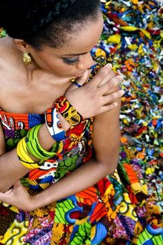 Naija D.E.E.V.A.S.: Quick Tips on How to Make An Ankara Bangle!