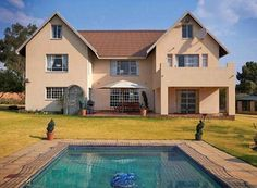 Farm for sale in Crowthorne A H, Midrand R 3 450 000 Web Reference: P24-101301504 : Property24.com Mansions, House Styles, Home Decor, Decoration Home, Room Decor, Fancy Houses, Mansion, Manor Houses, Mansion Houses