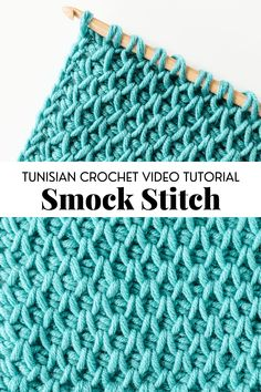 Tunisian Crochet Patterns, Crochet Stitches Patterns, Unique Crochet Stitches, Tunisian Crochet Blanket, Crochet Crafts, Yarn Crafts, Single Crochet Stitch, Crochet Stitch Tutorial, Crochet Star Stitch