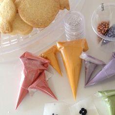 初心者さんも簡単にできる、基本のアイシングクッキー!作り方とデコレーションレシピ - Latte