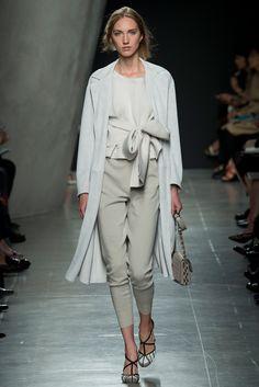 Bottega Veneta Spring 2015 Ready-to-Wear Fashion Show - Veronika Munk (WHY NOT)