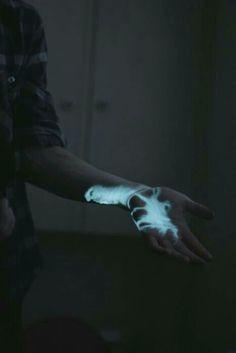 Magic power | Blue magic | Blue fire | Mage | Sorcerer | Writing inspiration