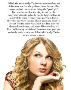 It's nothing but the truth <3 So when people are puposfully insulting her right in front of me because they know I like her, it truly breaks my heart. She's like my best friend!