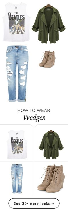 """Untitled #136"" by jjskater on Polyvore featuring Genetic Denim and Wet Seal"