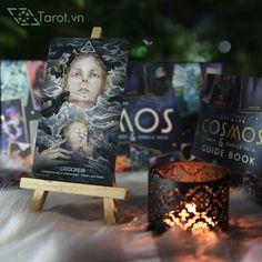 Queen Fire - Cosmos Tarot & Oracle Cards