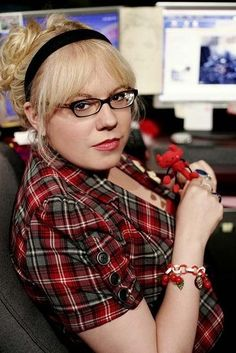 Kristen Vangsness ~ Penelope Garcia on Criminal Minds