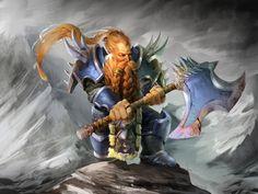 ArtStation - dwarf, Vlad Svetlov