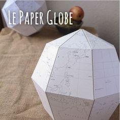 World Map for Kids- DIY