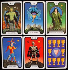 Same Day Psychic Reading THE WITCHES TAROT by PsychicTarotSpells