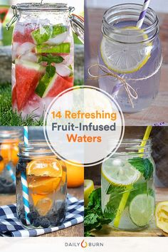 14 Flavor-Packed Fruit Infused Water Recipes
