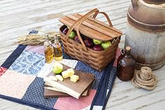 """""""Are you ready for ? We have plenty of perfect gifts for Vintage Picnic Basket, Picnic Time, Mom, Twitter, Gifts, Presents, Favors, Mothers, Gift"""