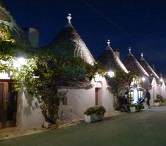 Visit the Trulli houses of Alberobello on an October visit to Italy. It's a fascinating travel experience.