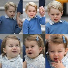 Princess Diana's  Grandchildren