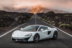 The McLaren 570GT at its launch in Tenerife earlier in 2016.  An amazing place with incredible roads. It resulted in some of our favourite pictures of the year. ------------------------------------- #mclaren #cars #supercar #instacar #carpic #picoftheday #landscape #mclaren570gt #570gt