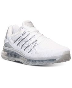competitive price f80c4 2fed5 Nike Men s Air Max 2015 Running Sneakers Air Jordan Sneakers, Running  Sneakers, Running Shoes