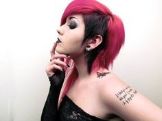 Might get my hair cut like this next week :)