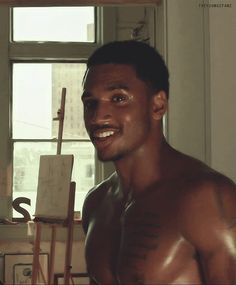 HOT SWEATS. HOT SWEATS. | 18 Very Convincing GIFs That Prove Trey Songz Did In Fact Invent Sex