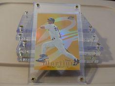 Tino Martinez 1999 Fleer Brilliants 24K Gold Insert 23/24 MINT #31 31TG | eBay