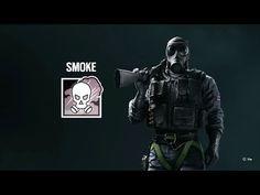 Tom Clancy's Rainbow Six Siege Operators Video : Smoke