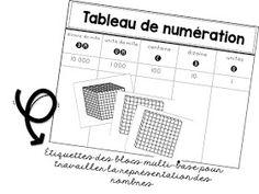 La classe de Karine: Nouveautés pour la 4e année -Mathématique Word Search, Appris, Words, School, Cycle, Maths, Names, Learning, Tools