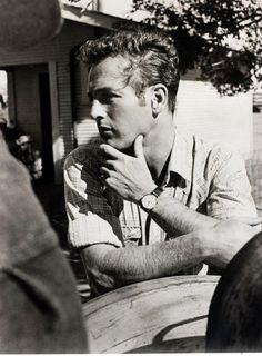 I always had such a crush on Paul Newman. Sorry, Levi, but he's dreamy.
