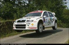 2008 Skoda Fabia Wins Donegal Rally - http://sickestcars.com/2013/05/20/2008-skoda-fabia-wins-donegal-rally/