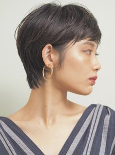 大人の美人ショート|髪型・ヘアスタイル・ヘアカタログ|ビューティーナビ