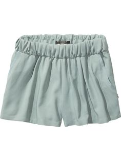 Drapey Shorts|Short pants|Woman Clothing at Scotch & Soda