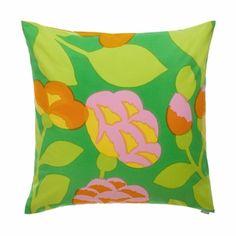 Marimekko cushion: Green Green. Shop online.